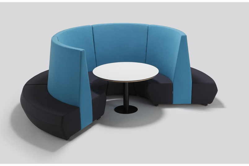 Realm Double Sided Modular Seating By Fletcher Design