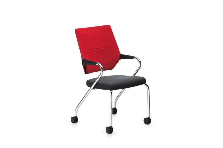 There is a perfect match in the Quarterback guest and training chairs available to complete a chair family.