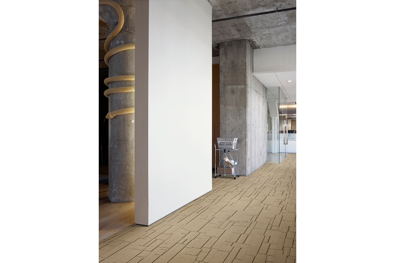 Equal Measure carpet tile collection.
