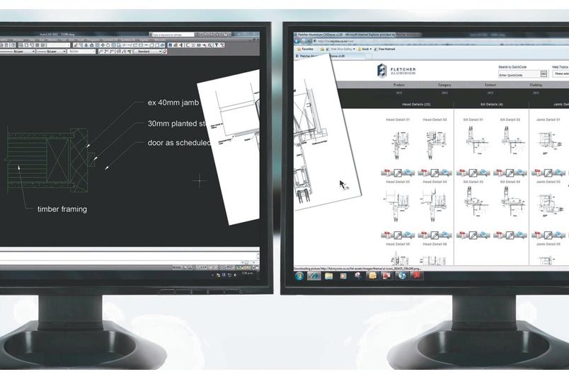 Fletcher Aluminium Design Resource