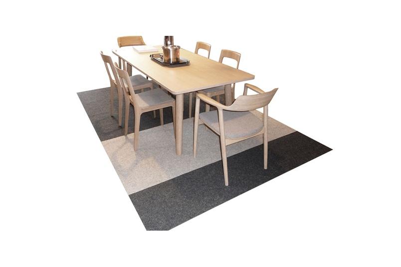 Tretford rugs at Luke Furniture showroom