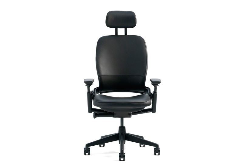 Leap® chair with headrest