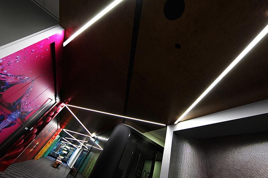 AUS 160 Greenstar LED beam