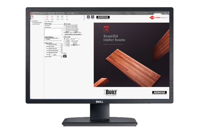 I Built Hd 7 5 Software By New Zealand Wood Products