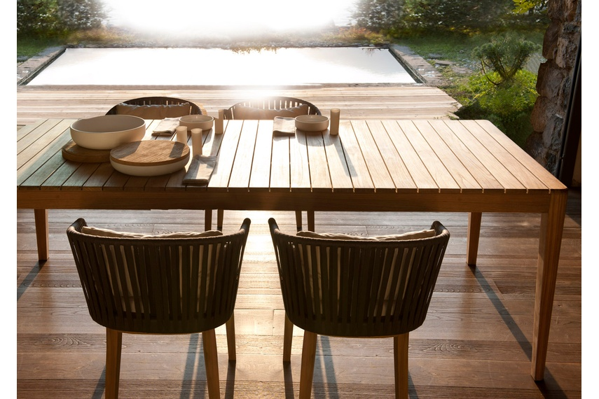 Mood outdoor collection by Tribu.