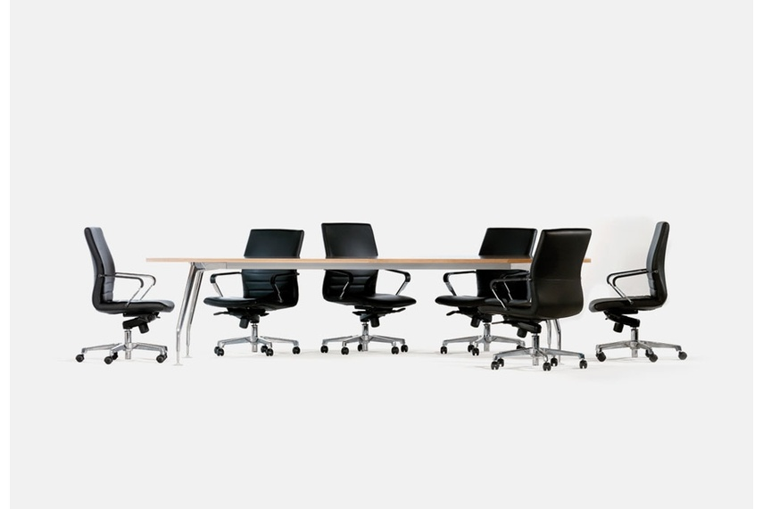 Marina workstations, meeting and conference tables