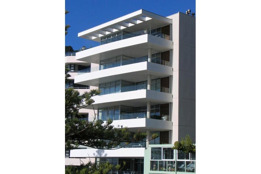Montana residential joinery - Mytika apartments, Wellington
