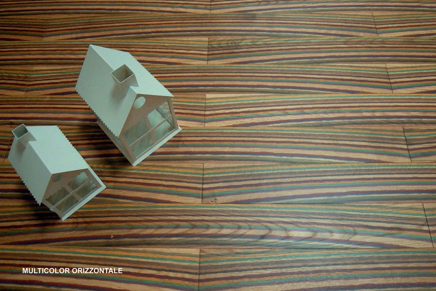 Arcobaleni wood flooring is great for your entire home.