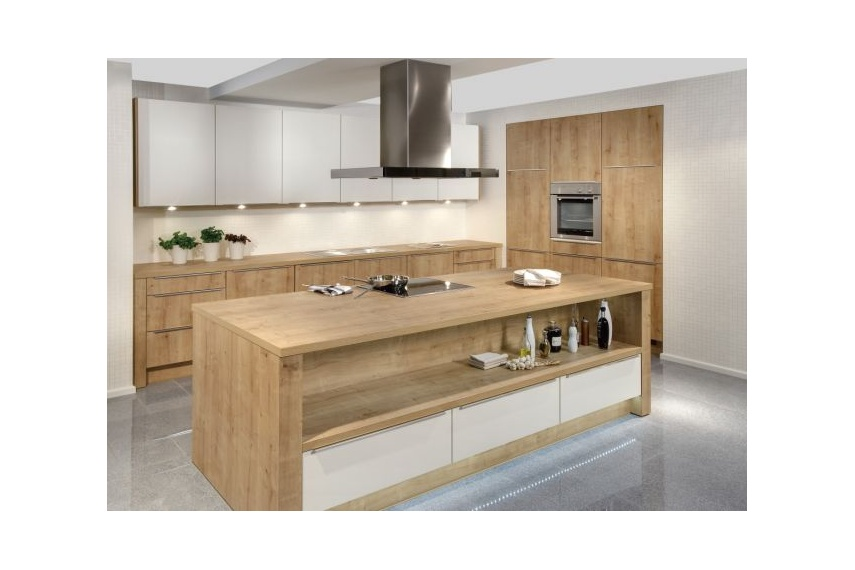 The Rio kitchen in its rustic oak finish will add texture and character into any home