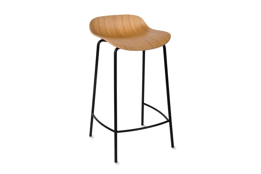 3D stool - front view.