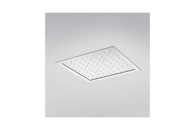 Cloud cover ceiling shower square
