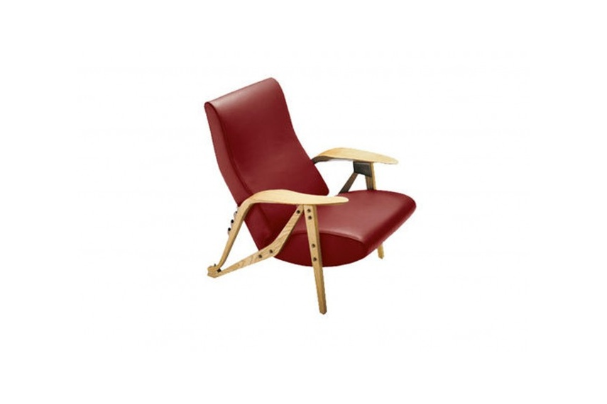 The Gilda armchair is available in a range of colours.