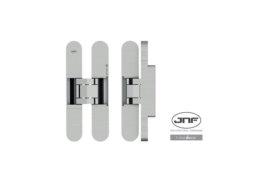 JNF adjustable hinge