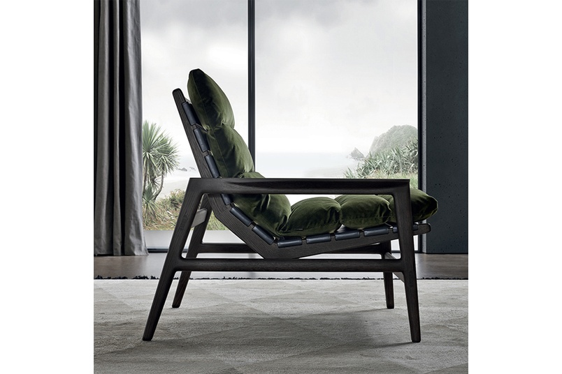 The chair is a versatile, upholstered piece of furniture