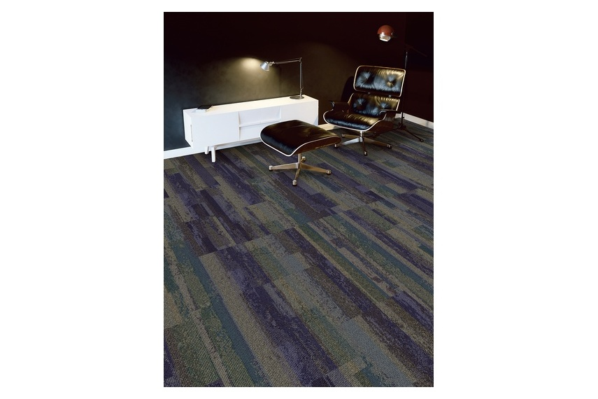 Interface Reclaim Carpet Planks By Inzide Commercial