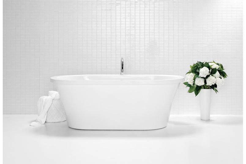 Milano freestanding bath