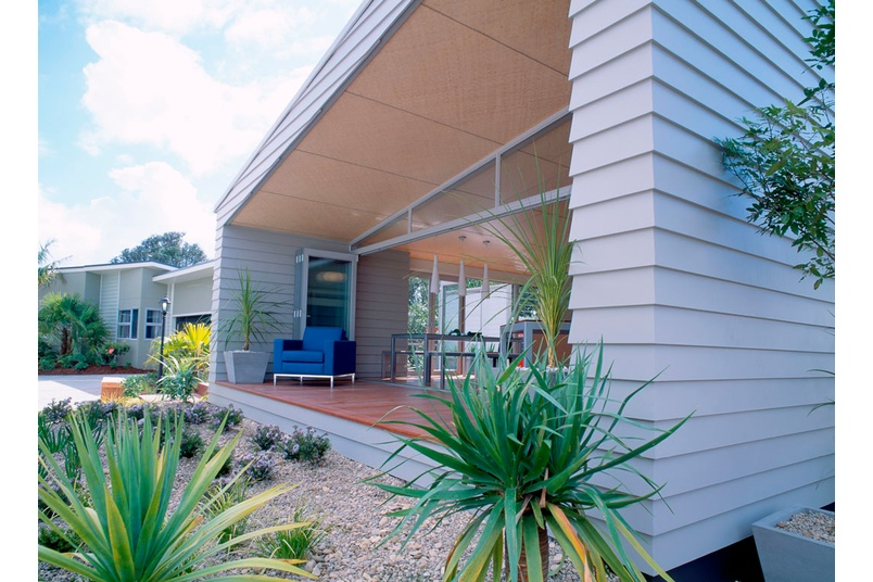 Linea® Weatherboard is a top-quality alternative to timber cladding.