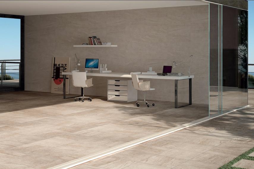 MATERIA Beige interior/exterior – in various size formats.