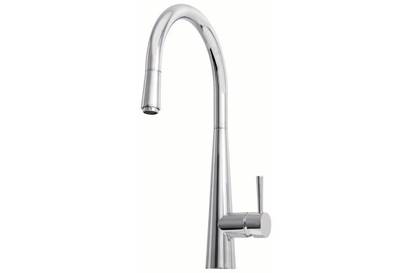 Galiano pull-down sink mixer.