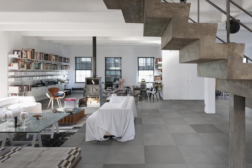 Terra Fumo tiles, 60x60