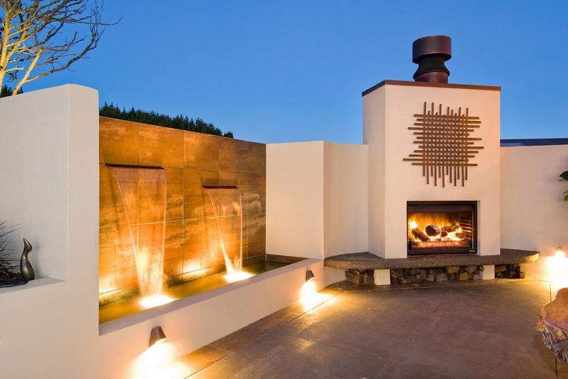 1250 Nouveau wood fire