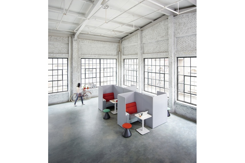 Square is an ideal choice for high use commercial environments.