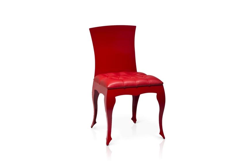 Evolute chair – scarlet