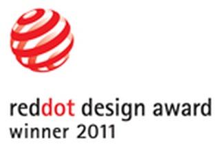 Methven scoops prestigious red dot product design 2011 award