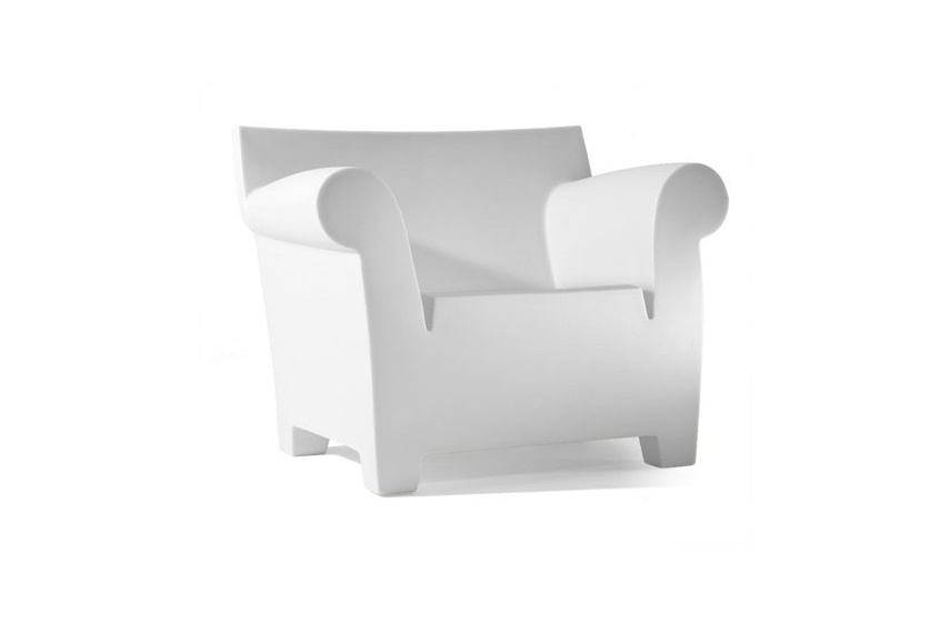 The Chunky Yet Lightweight Form Of Philippe Starcku0027s Bubble Club Sofa