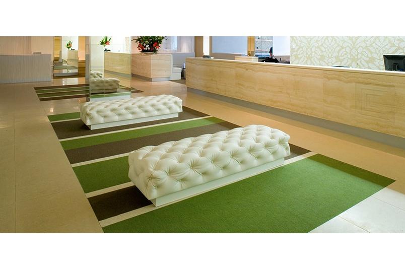 Tretford rugs at Chifley Hotel