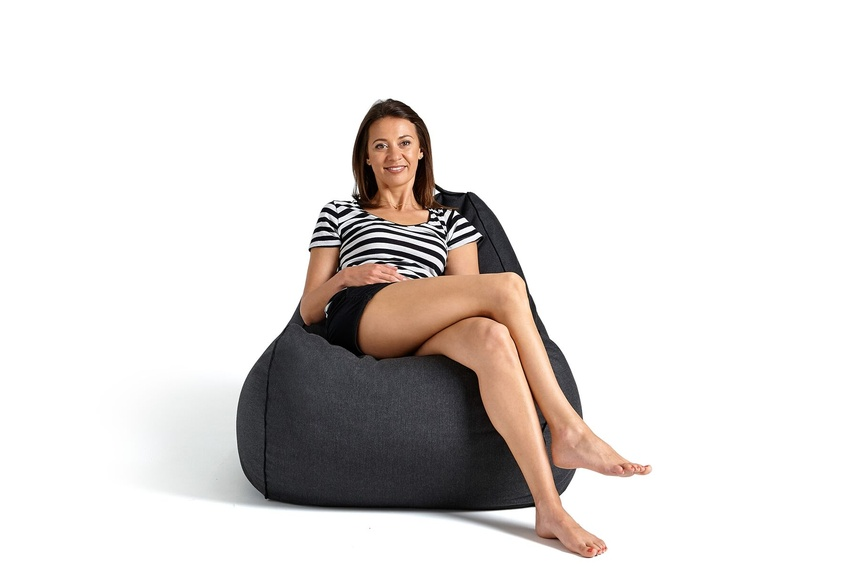 Tulum bean bag chair (outdoor).