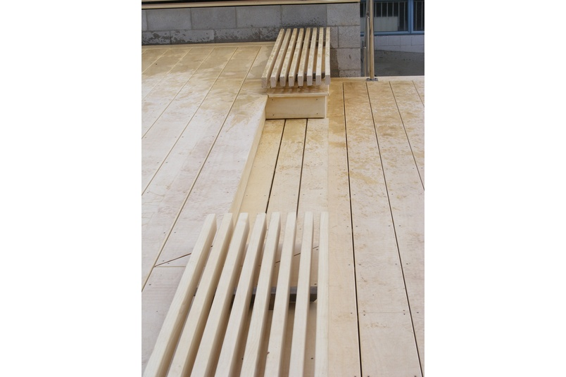 Accoya 195 x 20 decking
