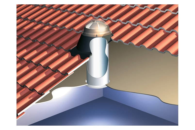High performance tube and watertight flashings