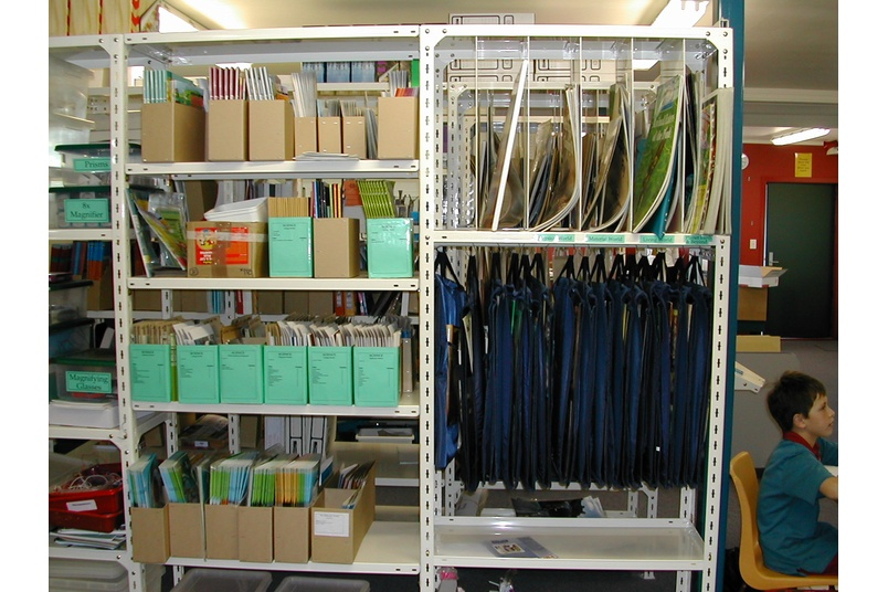 Hanging - dividers - journals.