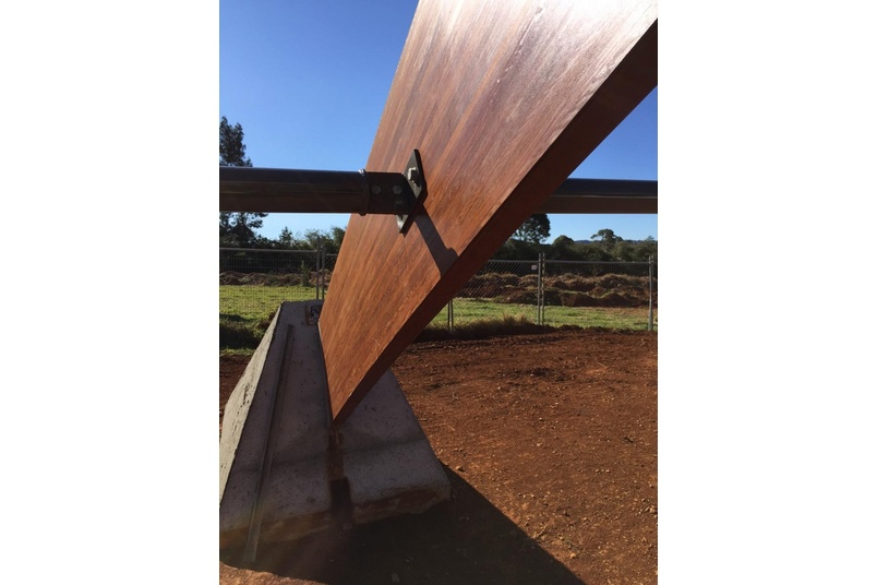 Hyne Beam is produced from iconic Queensland hardwood.