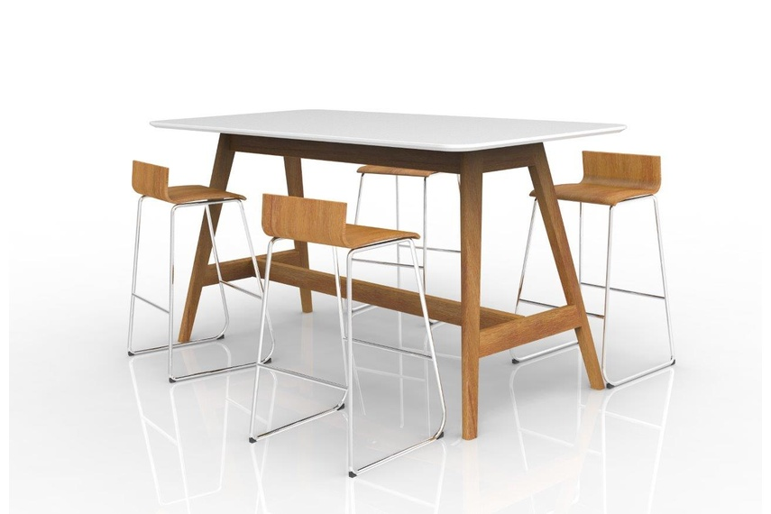 Features a beautiful solid Ash timber base frame.