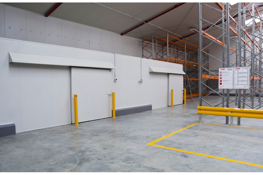 NZ Pharmaceuticals, Palmerston North. Controlled environment panel systems are FIREsafe, hygienic and FIBREfree.