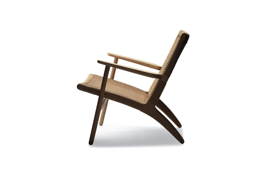 A casual 40s classic designed by Hans J. Wegner