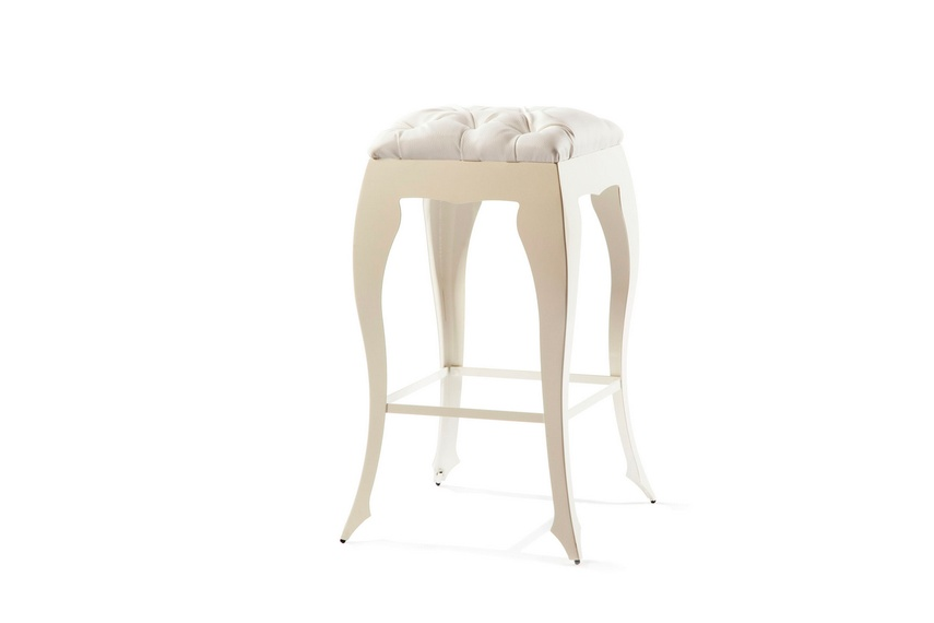 Evolute barstool – chalk USA