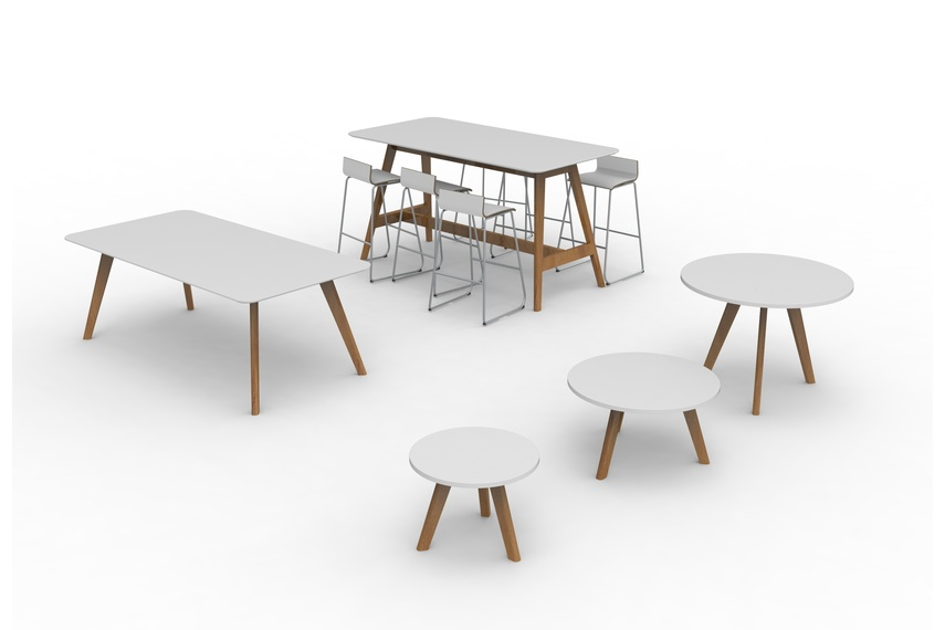 The Oslo furniture range.