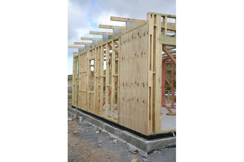 Ecoply® Square Edge DD grade for structural bracing