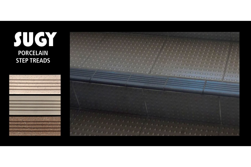 Suitable for interior and exterior application in commercial and residential projects