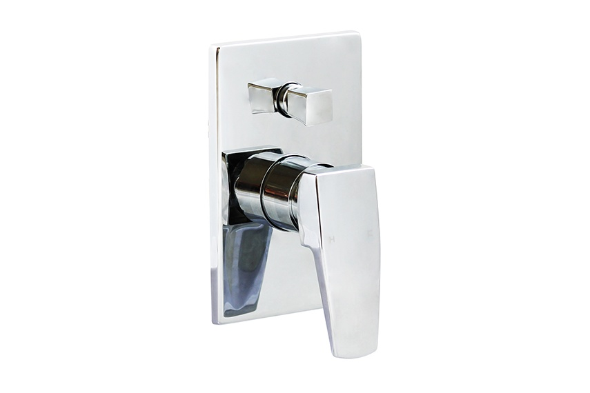 Anglo – Shower mixer with diverter