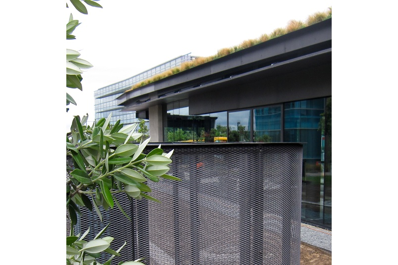 Design Production completed structural and architectural metal work for Te Kaitaka at Auckland International Airport