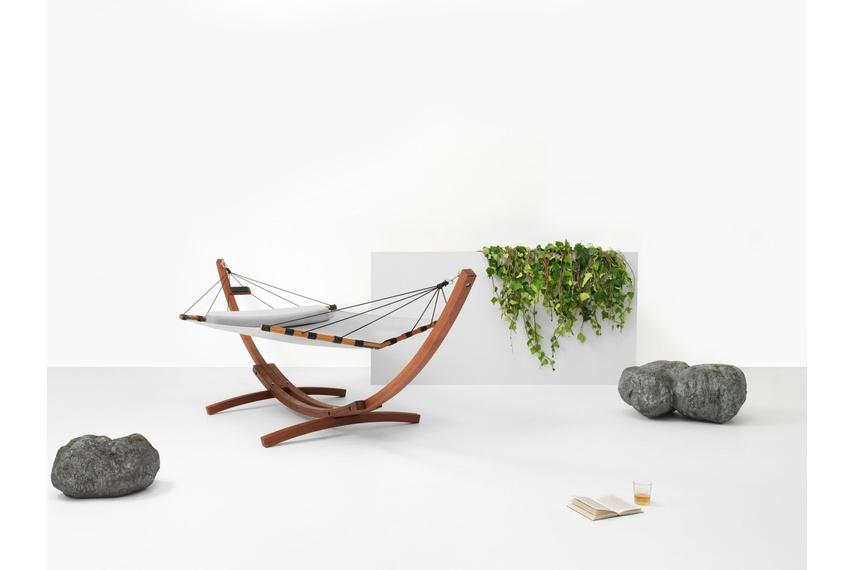 Isla hammock.