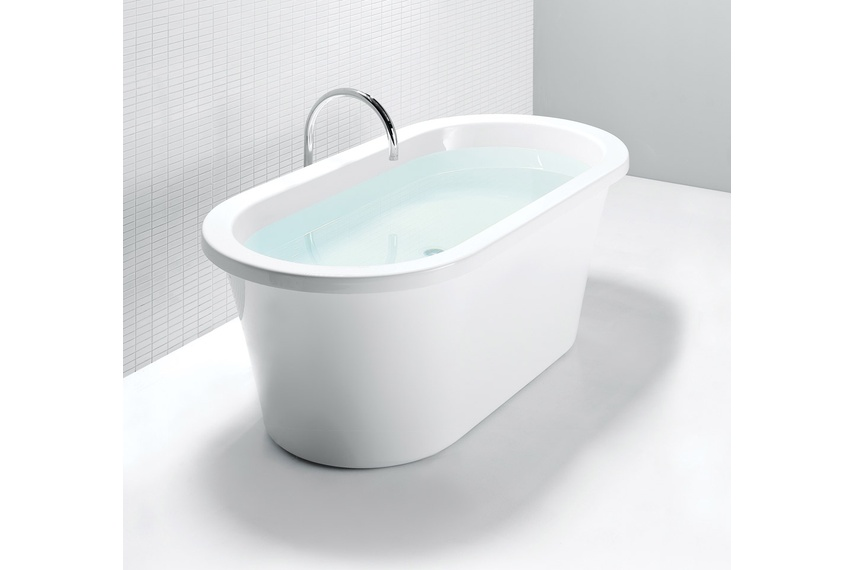 Milano freestanding bath by Englefield – Selector