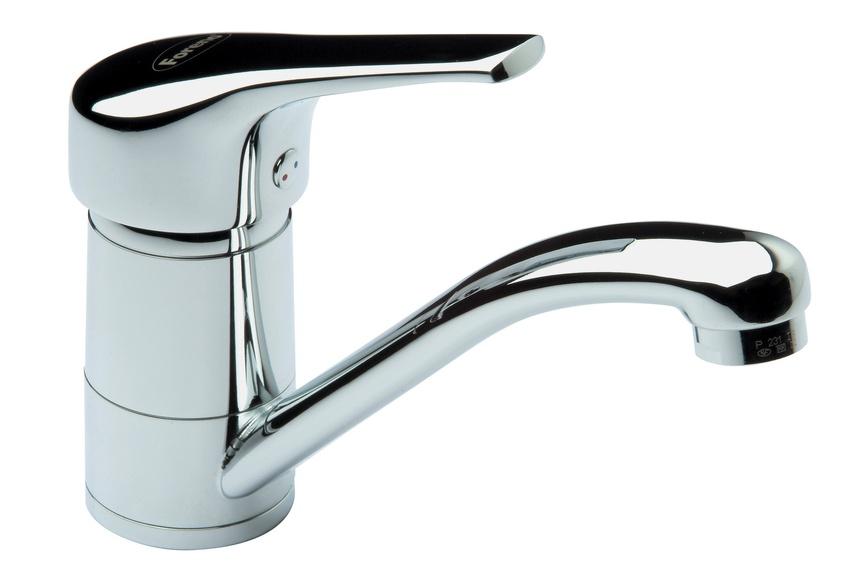 Equaliser basin mixer.
