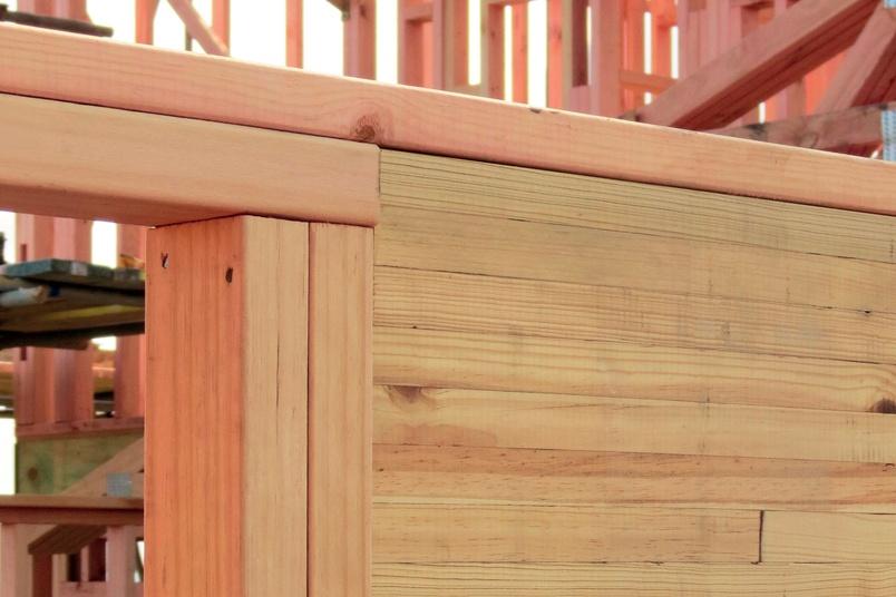 The I-Built Building System is designed for high-load, long-spanning garage door lintels