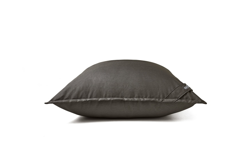Komodo floor cushions (large/taupe).