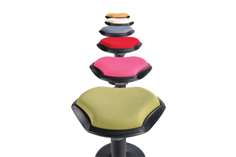 Choice is offered in different upholsterey fabrics and in various colours.